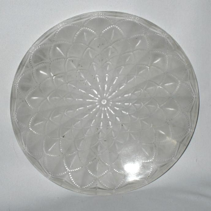 Dish / Cup Glass Mold Vintage Art Deco 1925 Degue - Verlys