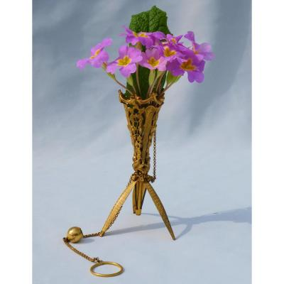 Bouquet Prom, Napoleon III, Model System, Fleur De Lys Nineteenth