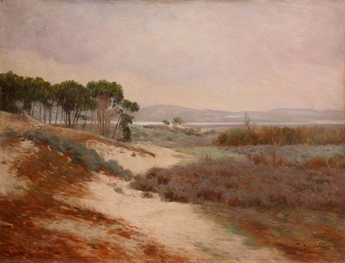 The Dunes By G.guidi (xix)