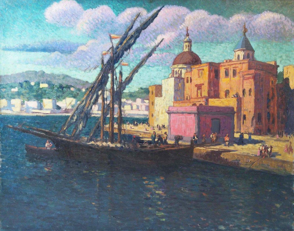 Venétie - Alexandre Urbain (1875-1953)