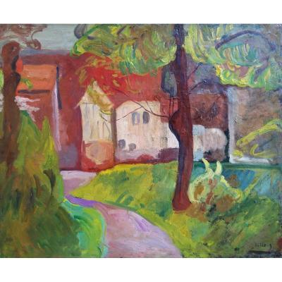 Normandie - Marie Ritleng (1869-1936)