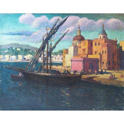 Veneto - Alexandre Urbain (1875-1953)