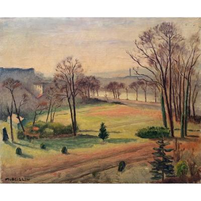 Jardin Volterra - Maurice Asselin (1882-1947)