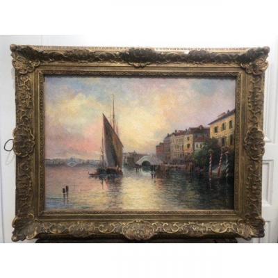 Tableau Venise Randal
