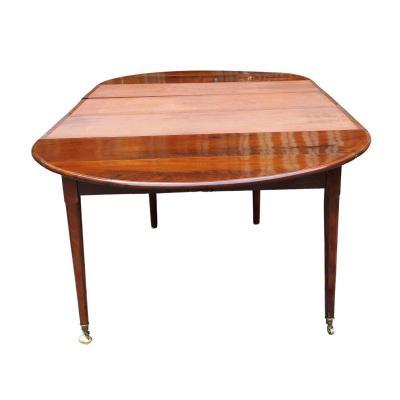 Table de salle à manger d'époque Louis XVI