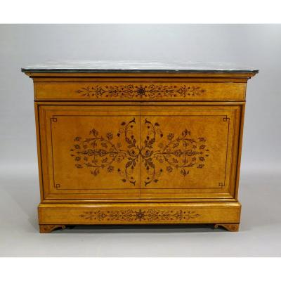 Charles X Chest Of Drawers