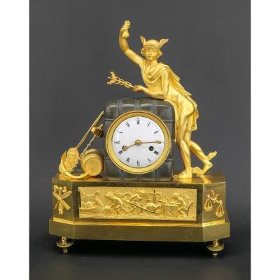 Hermes Empire Clock
