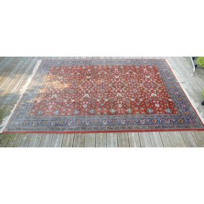 Grand Tapis Hereke, 295*209 Cm, Tapis Turque Fait Main Laine