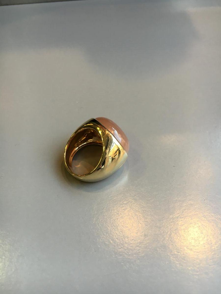 Gold And Agate Ring.-photo-3