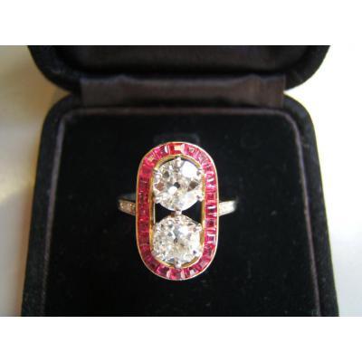Diamond Ring To 1910-1920