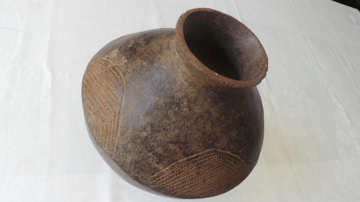 Terracotta Pottery Vase