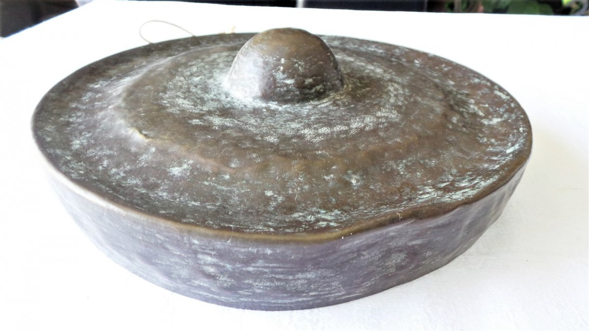 Gong A Bulbe - Indonesie - XIX°-photo-3