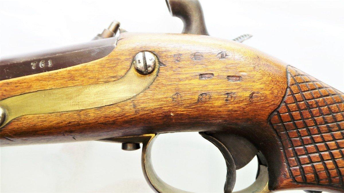 "Swedish Cavalry Gun ""studserpistol"" -m1850-xix °-photo-2"