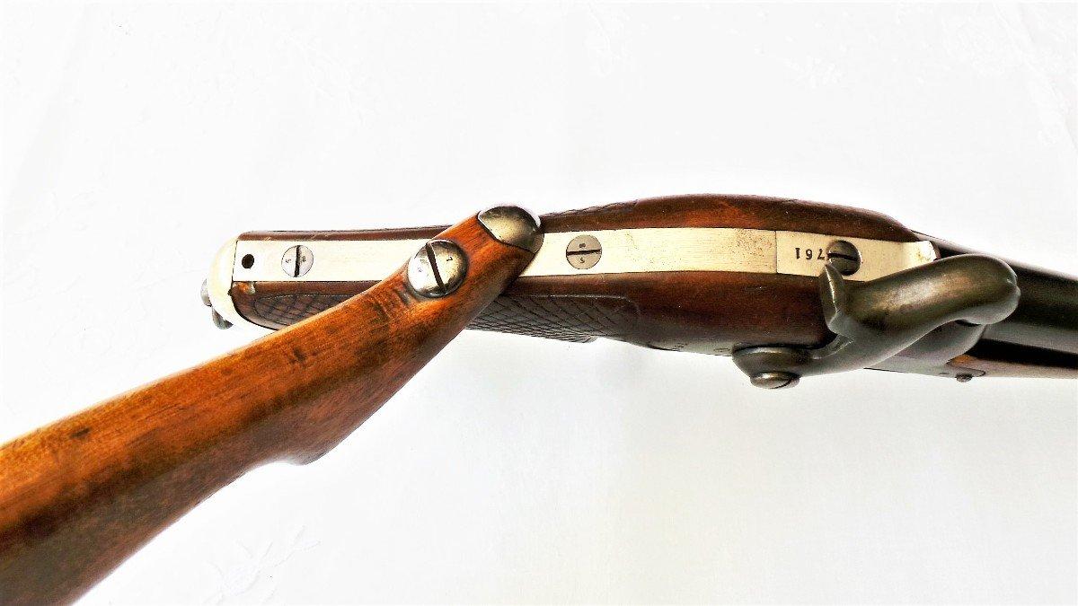 "Swedish Cavalry Gun ""studserpistol"" -m1850-xix °-photo-5"
