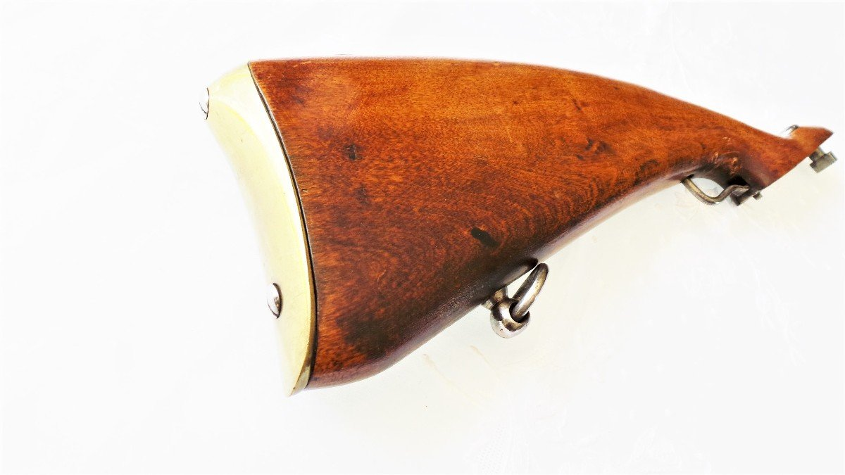 "Swedish Cavalry Gun ""studserpistol"" -m1850-xix °-photo-7"