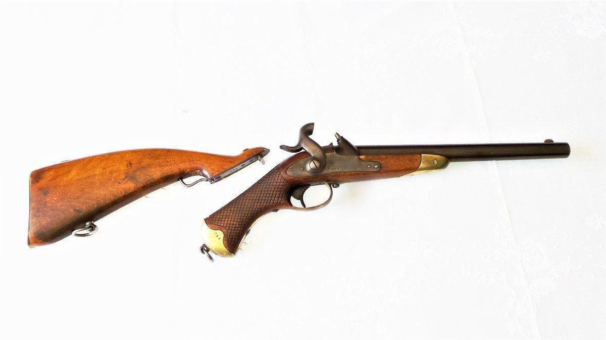 "Swedish Cavalry Gun ""studserpistol"" -m1850-xix °"