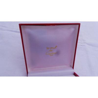 Box For Bracelet - Cartier Paris -