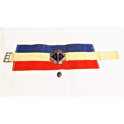 Armband And Badge Of