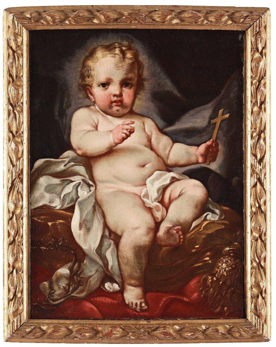 Bénédiction De l'Enfant Jésus