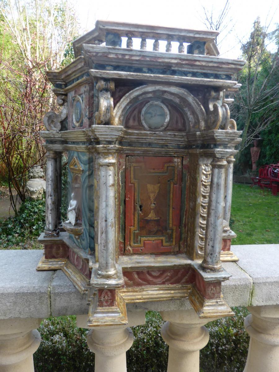 Tabernacle Italien 18  Eme Siecle