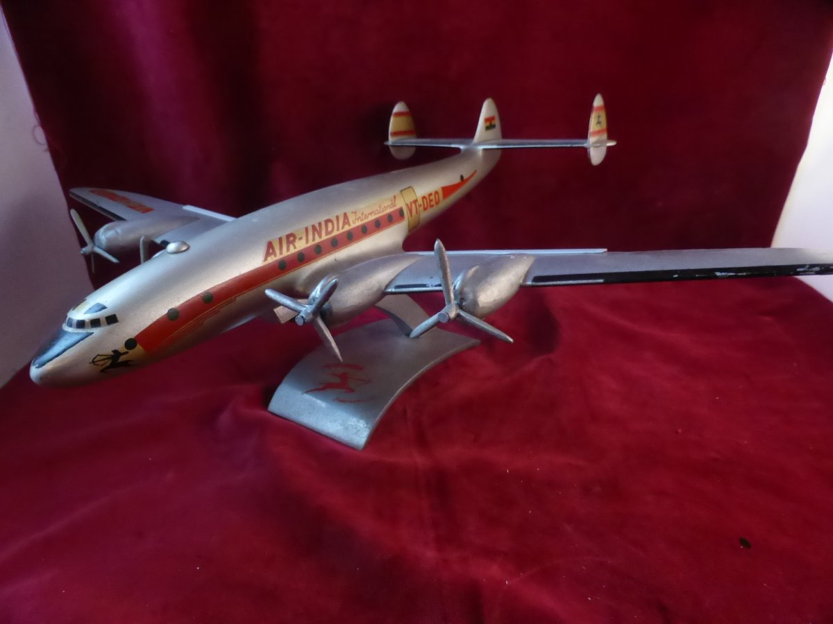 Maquette D Agence Constellation air india