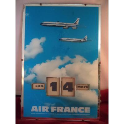 Calendrier Perpetuel Air France
