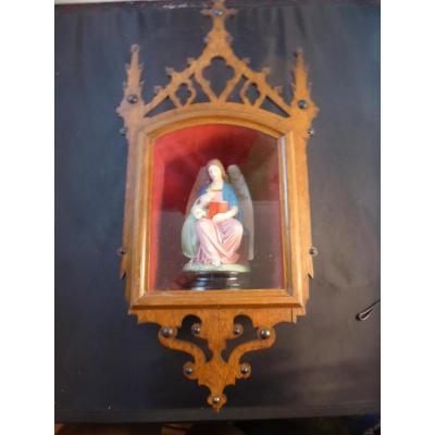 Diorama Enfant Et Ange Gardien