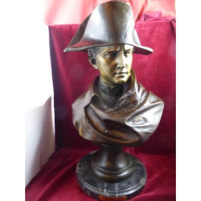Napoleon Buste Bronzecolombo