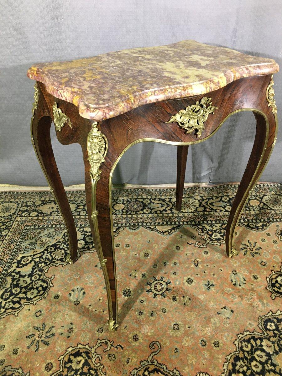 Table De Salon Epoque  Napoléon III -photo-4