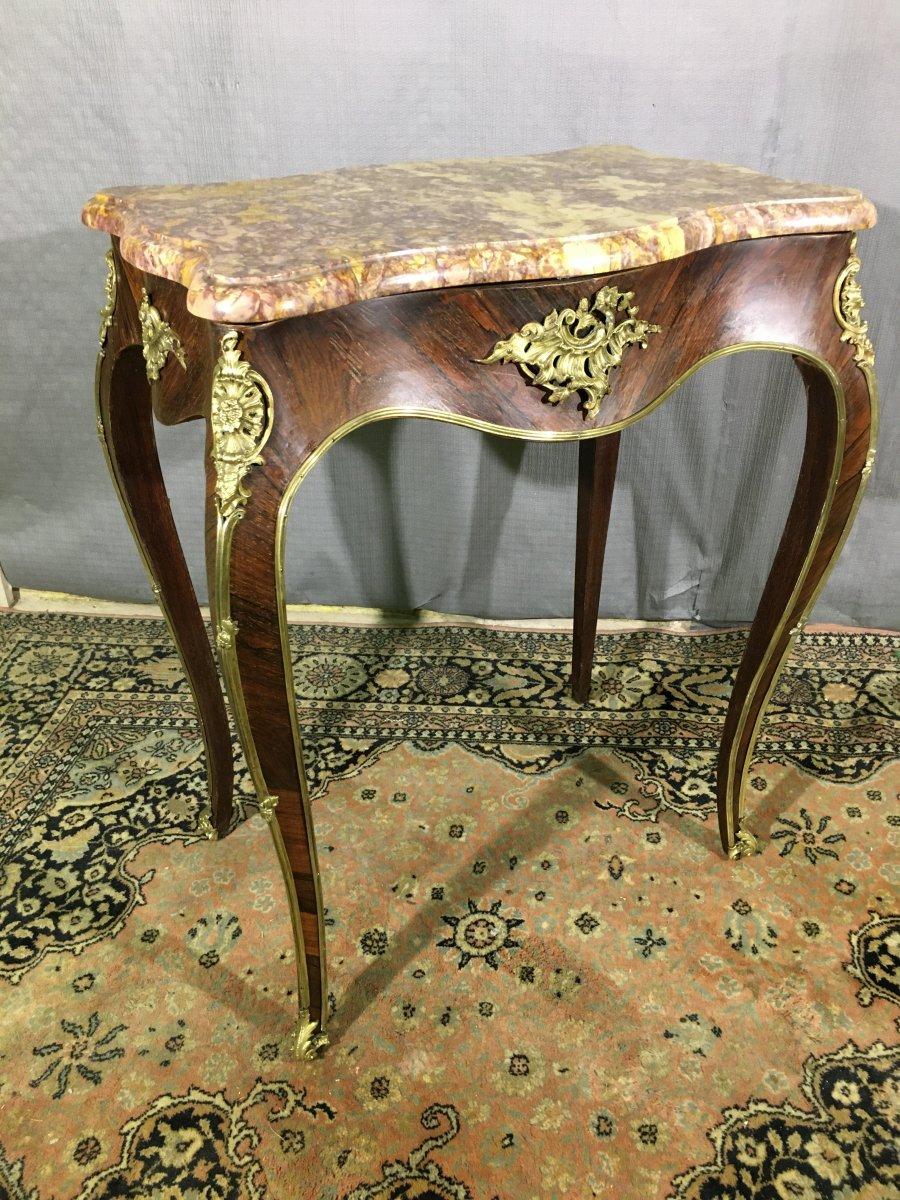 Table De Salon Epoque  Napoléon III -photo-5