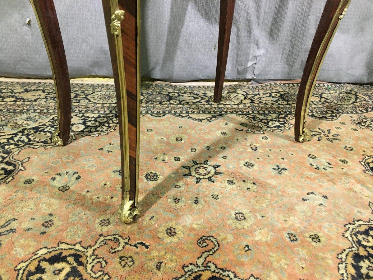 Table De Salon Epoque  Napoléon III -photo-7