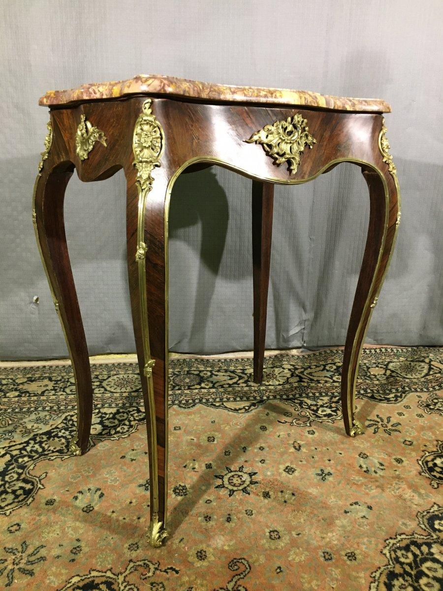 Table De Salon Epoque  Napoléon III