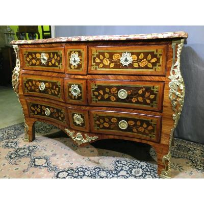 Exceptional Regency Commode, Eighteenth Century