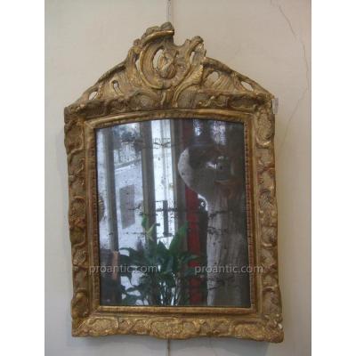 Miroir d'époque Louis XIV