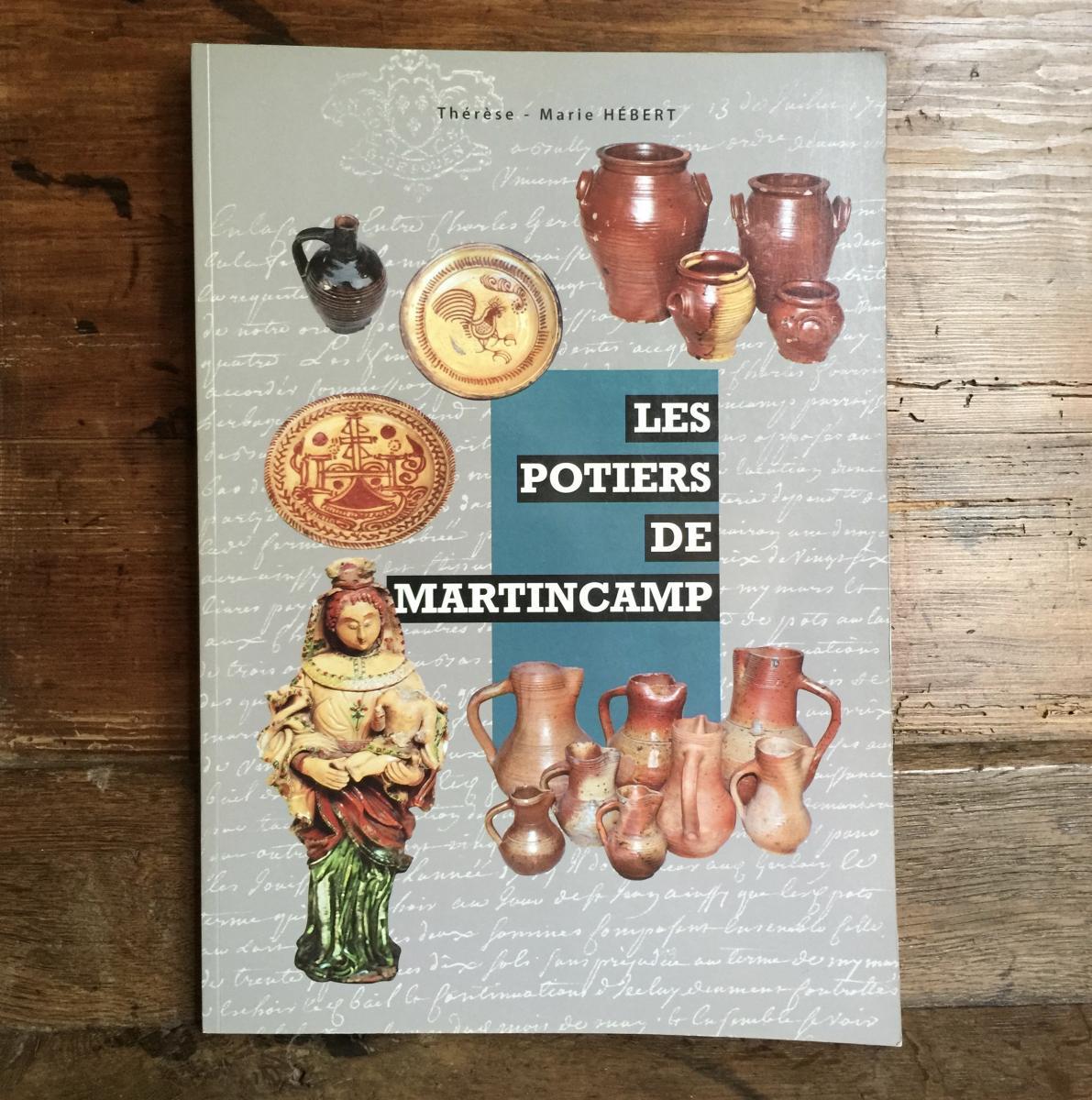 Cruche de Martincamp - Grès XIXème - Poterie de Normandie - Art Populaire-photo-6