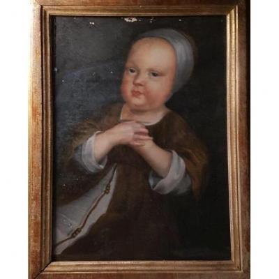 Portrait d'Enfant XVIII ème