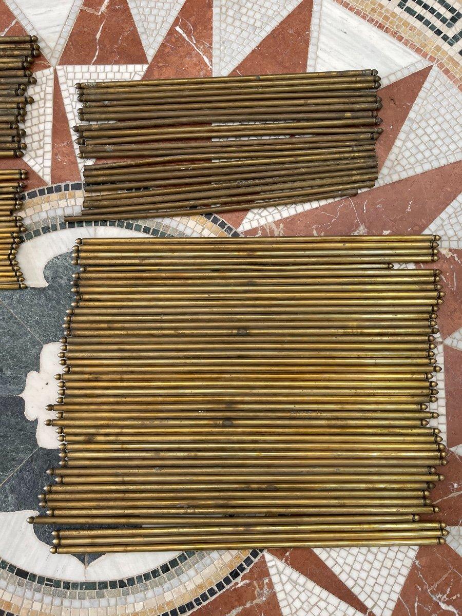 Barres/ tubes/baguettes/tiges/tringles d'escalier pour hôtel Ou Château -photo-2