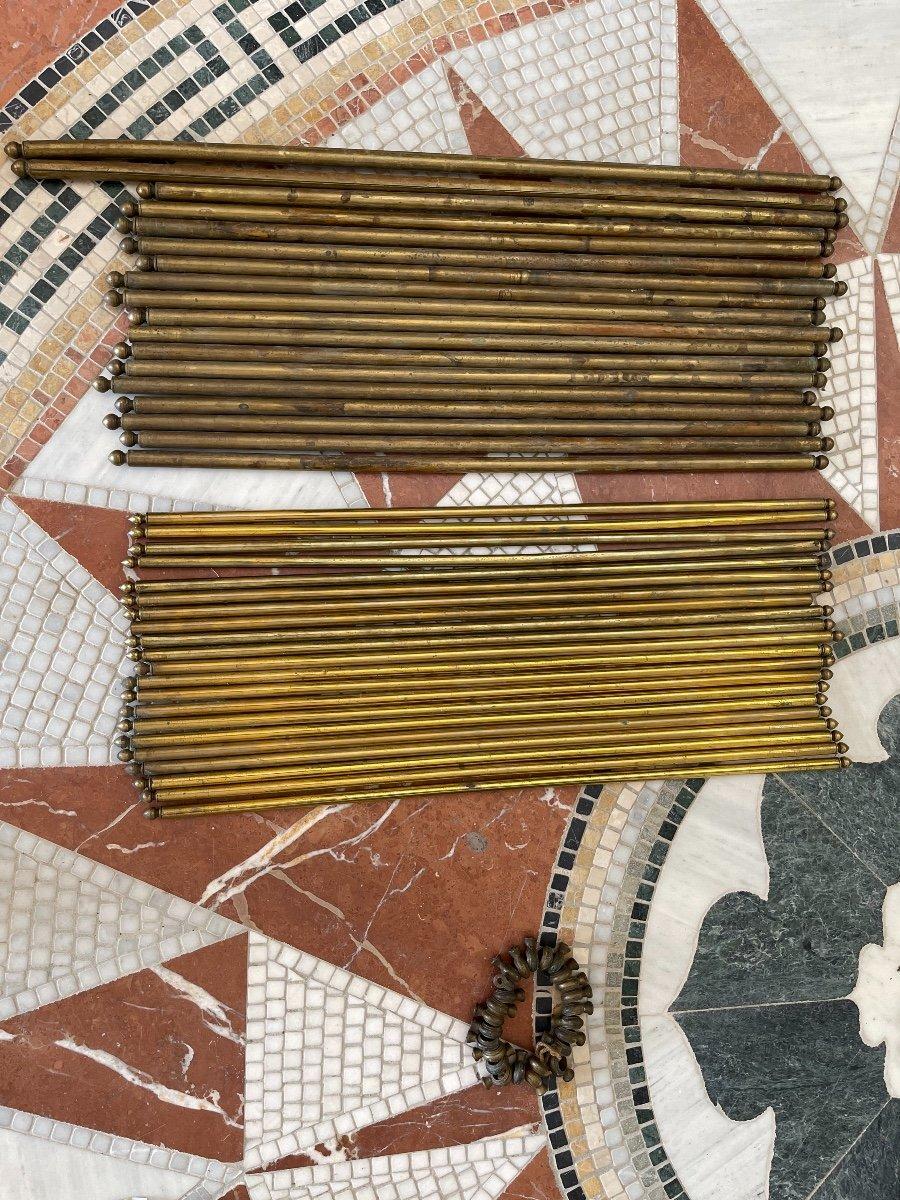 Barres/ tubes/baguettes/tiges/tringles d'escalier pour hôtel Ou Château -photo-3