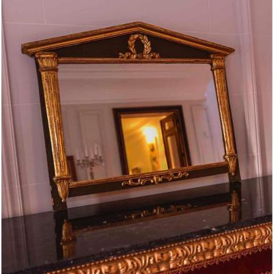 Miroir Néoclassique De Style Empire