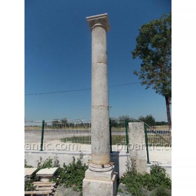 7 colonnes Du XVIIè
