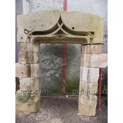 Porte Haute époque