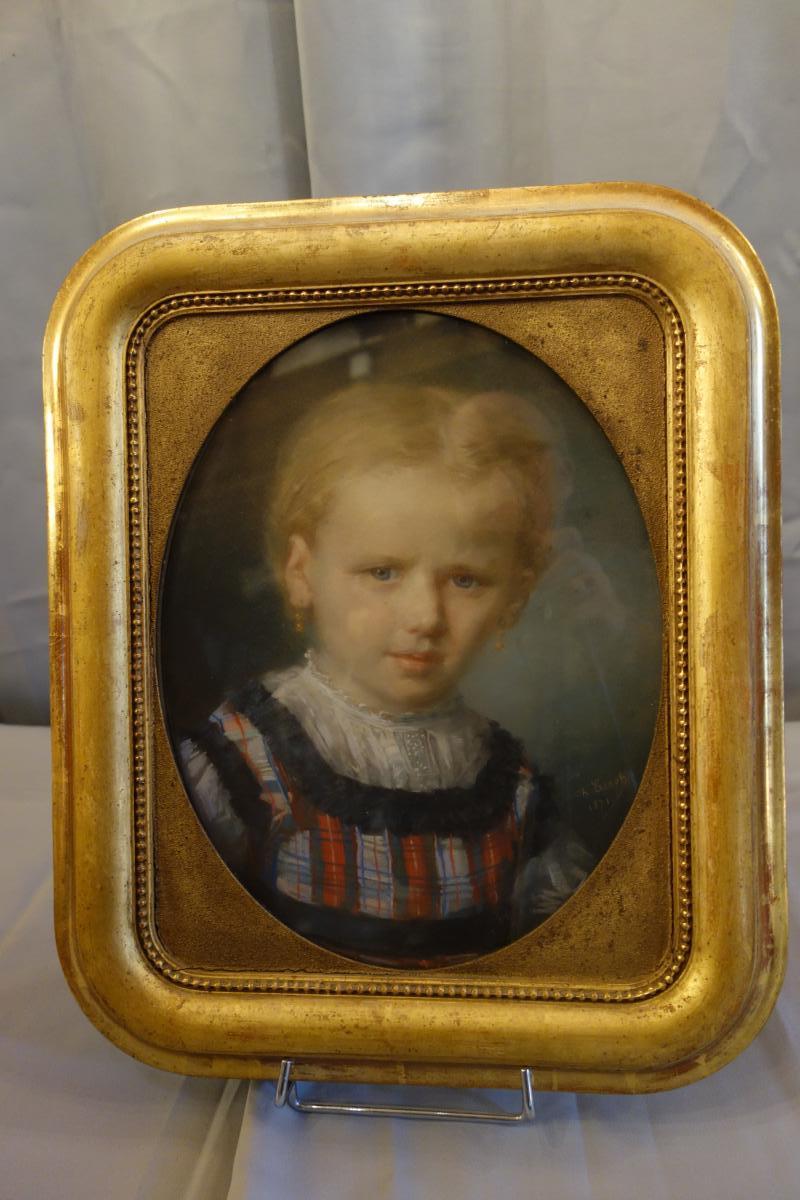 Pastel d'Enfant