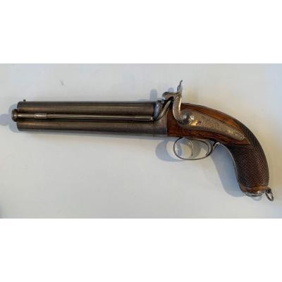 Pistolet Type Etat Major 1855