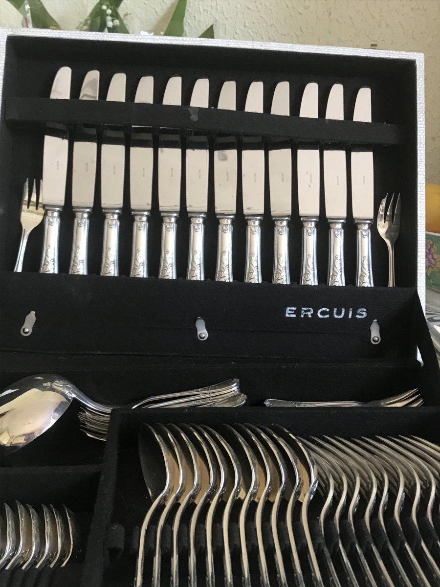 Ménagère Ercuis