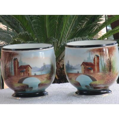 Pairs Caches Pots