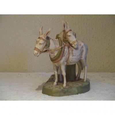 Porcelaine Royal Dux