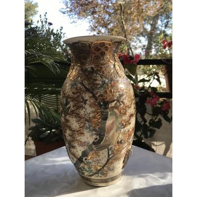 Vase  XIXe Japon