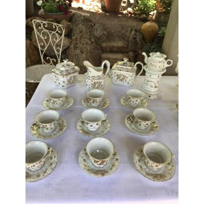 Coffee Or Tea Service