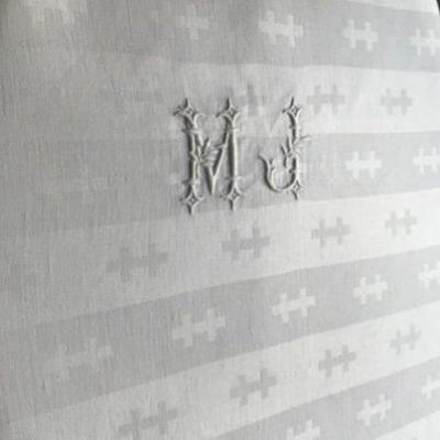 Square Tablecloth Mj