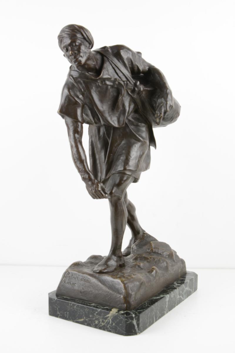 Porteur d'eau Maroc - Jean TARRIT 1865-1950